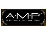 Logotipo Nuear AMP