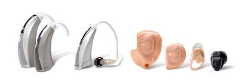 Starkey modelos aparelhos auditivos