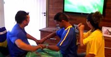 surdocego jogo do brasil