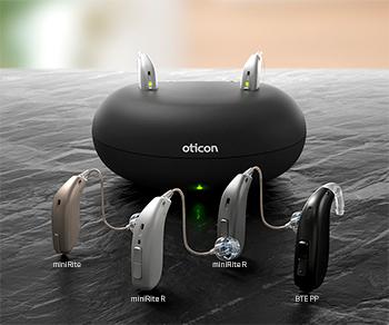 Oticon Opn S cor e modelos