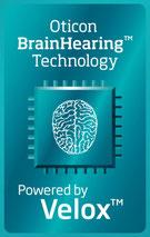 oticon BrainHearing plataforma velox